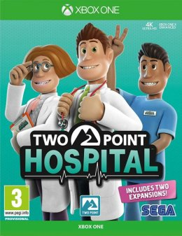 Two Point Hospital Xbox One xbox-one