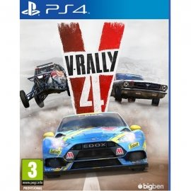 V-Rally 4 - Playstation 4 PlayStation 4