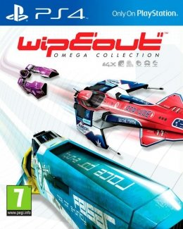 Wipeout Omega Collection - Playstation 4 playstation-4
