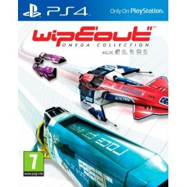 Wipeout Omega Collection - Playstation 4 PlayStation 4
