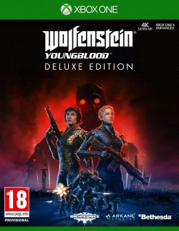 Wolfenstein: Youngblood Deluxe Edition - Xbox One xbox-one