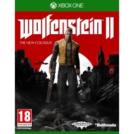 Wolfenstein II: The New Colossus (Xbox One) Xbox One