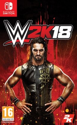 WWE 2k18 (Nintendo Switch) nintendo-switch