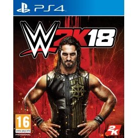 WWE 2k18 (PS4) PlayStation 4