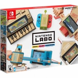 Nintendo Labo Variety Kit - Nintendo Switch nintendo-switch