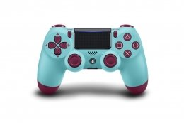 New Dualshock 4 Wireless Controller Berry Blue (Áfonya) playstation-4