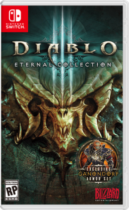 Diablo III Eternal Collection - Switch nintendo-switch