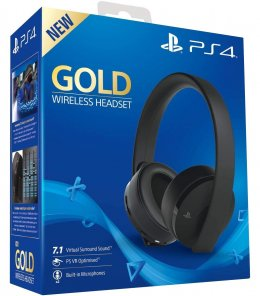 Playstation Wireless Stereo Headset 2.0 playstation-4