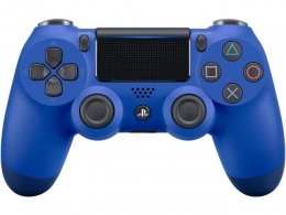 New Dualshock 4 Wireless Controller Wave Blue (Kék) playstation-4