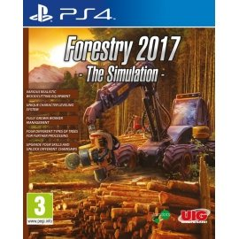 Forestry 2017: The Simulation - Playstation 4 PlayStation 4