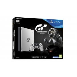 PlayStation 4 Slim 1TB Limited Edition Gran Turismo Sport  PlayStation 4