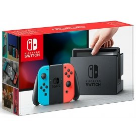 Nintendo Switch Neon Red/Neon Blue (piros, kék) Nintendo Switch