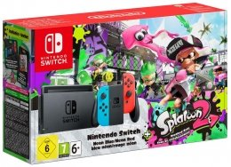 Nintendo Switch + Splatoon 2 Játékkonzol nintendo-switch