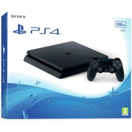 PlayStation 4 Slim 500GB (PS4 Slim) PlayStation 4