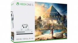 Microsoft Xbox One S 500GB Assassin's Creed: Origins xbox-one