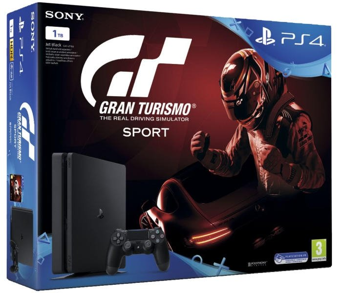 sony playstation 4 1tb gran turismo sport playstation. Black Bedroom Furniture Sets. Home Design Ideas