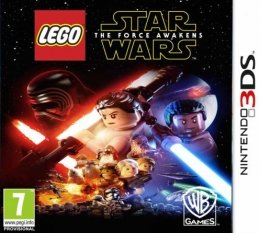 Lego Star Wars The Force Awakens nintendo-3ds