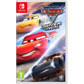 Cars 3: Driven to Win (Nintendo Switch) Nintendo Switch