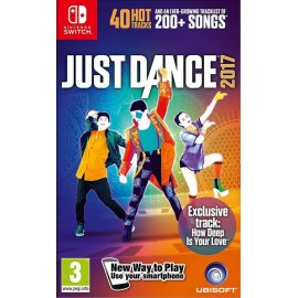 Just Dance 2017 (Nintendo Switch) Nintendo Switch