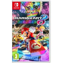 Mario Kart 8 Deluxe (Nintendo Switch) Nintendo Switch