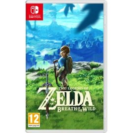 The Legend of Zelda: Breath of the Wild (Nintendo Switch) Nintendo Switch