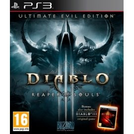 Diablo III Ultimate Evil Edition (Diablo 3) (PS3) PlayStation 3