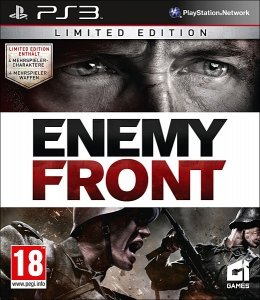 Enemy Front Limited Edition playstation-3