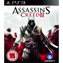 Assassins Creed II (AC 2) (PS3) PlayStation 3
