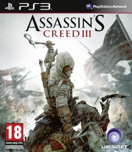 Assassins Creed III (AC 3) (PS3) playstation-3
