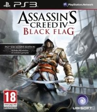 Assassins Creed IV: Black Flag (AC 4) (PS3)