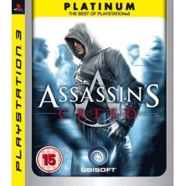 Assassins Creed Platinum (PS3) PlayStation 3