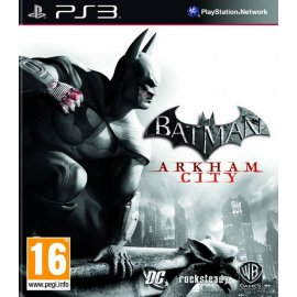 Batman Arkham City (PS3) PlayStation 3
