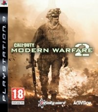 Call of Duty: Modern Warfare 2 (CoD MW2) (PS3)
