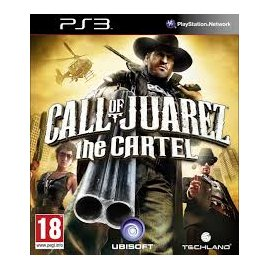 Call of Juarez The Cartel (PS3) PlayStation 3