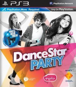 Dance Star Party playstation-3