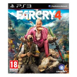 Far Cry 4 (PS3) PlayStation 3