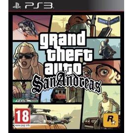 Grand Theft Auto San Andreas (GTA) (PS3) PlayStation 3