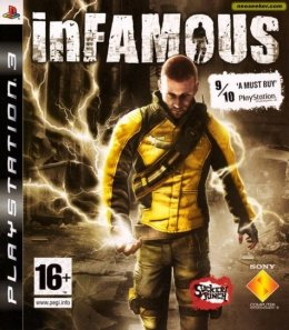 Infamous (PS3) playstation-3