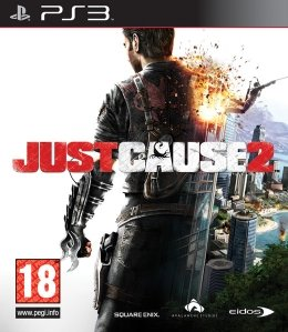 Just Cause 2 (PS3) playstation-3