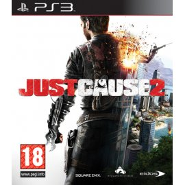 Just Cause 2 (PS3) PlayStation 3