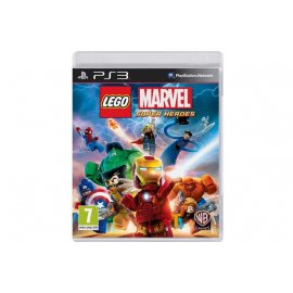 Lego Marvel Super Heroes (PS3) PlayStation 3