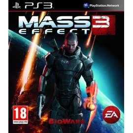 Mass Effect 3 (PS3) PlayStation 3