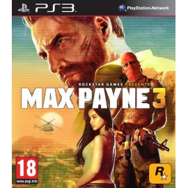 Max Payne 3 (PS3) PlayStation 3