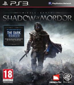 Middle-Earth: Shadow of Mordor playstation-3
