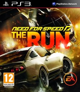 Need for Speed The Run playstation-3