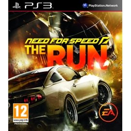 Need for Speed The Run (PS3) PlayStation 3