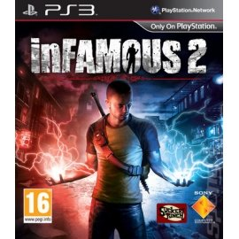 Infamous 2 (PS3) PlayStation 3