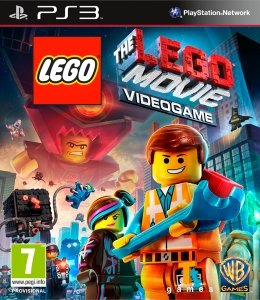 The Lego Movie Videogame playstation-3