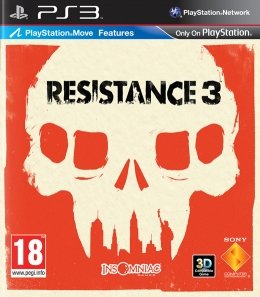 Resistance 3 playstation-3