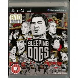Sleeping Dogs (PS3) PlayStation 3